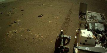 Mars Perseverance envía una nueva muestra de audio de 16 minutos