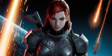 Mass Effect as a classic LucasArts game?  A user imagines the game as a graphic adventure