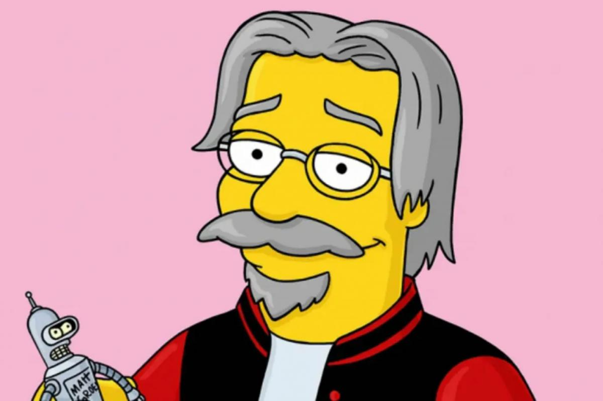 Matt Groening defends current episodes of The Simpsons against those who say they are no longer good