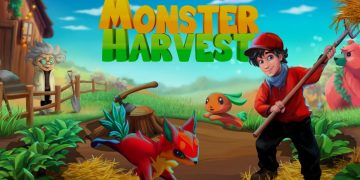 Monster Harvest, which mixes farm management with RPG touches, announces its arrival on PS4 and Switch