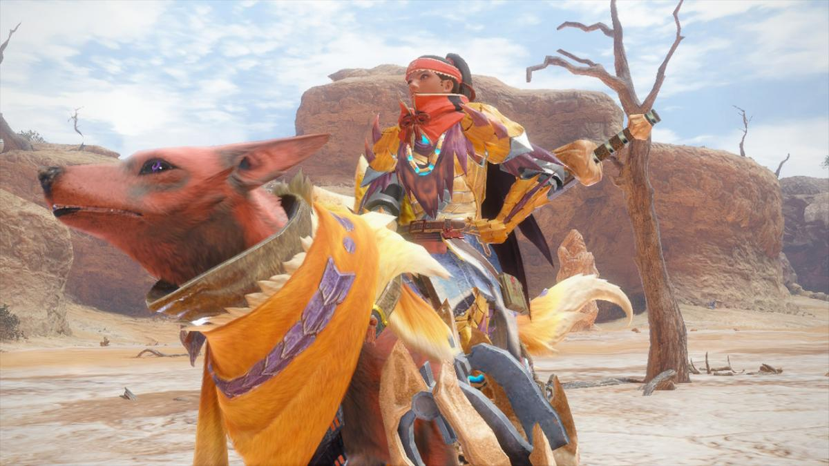 Monster Hunter Rise International Notes Compilation: Monsters Stomp On Switch