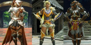Monster Hunter Rise: best armor to start playing and high level (with very advanced gameplay)