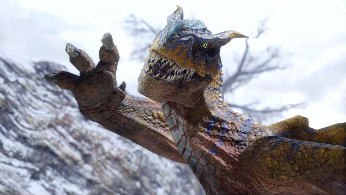 Monster Hunter Rise will feature free updates with more monsters and announces a second demo