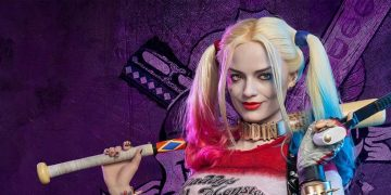 More desirable than an egg sandwich is this detailed Harley Quinn bust
