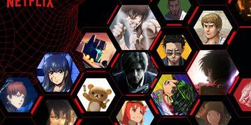 Netflix 40 nuevos anime 2021