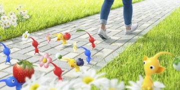 Nintendo and Niantic (Pokémon Go) collaborate on an Augmented Reality app based on Pikmin