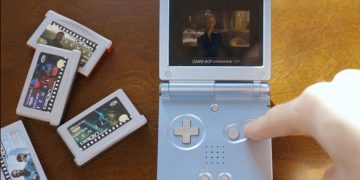 Now you can watch Tenet the way Christopher Nolan always wanted: on a Game Boy Advance
