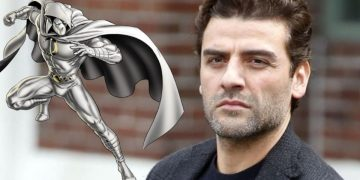 Oscar Isaac is training hard for Moon Knight and this video attests to that