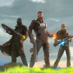"Outriders tells their story in this animated trailer: ""The planet turned us into weapons"""