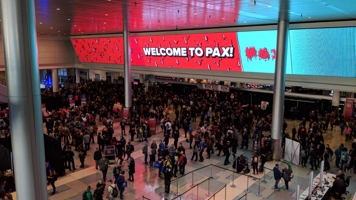 PAX East 2021 canceled, although there will be an online edition in July