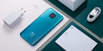 Play any game on this Xiaomi Redmi Note Pro 9 for 197 euros: it has Snapdragon 720G and 5,020 mAh battery