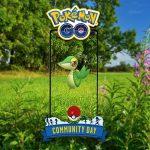 Pokémon GO reveals Snivy as the Pokémon of its next April Community Day