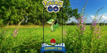 Pokémon GO reveals Snivy as the Pokémon of its next April Community Day