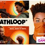 Pre-order Deathloop for PS5 and PC in GAME stores and get an exclusive bandana as a gift