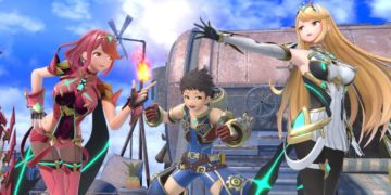 Pyra and Mythra DLC for Super Smash Bros. Ultimate Releases Tomorrow (and with Monster Hunter Mii Suits)