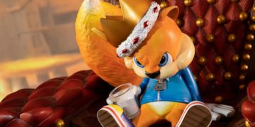 Rare celebrates the 20th birthday of Conker's Bad Fur Day, the most foul-mouthed, alcoholic and perverted squirrel