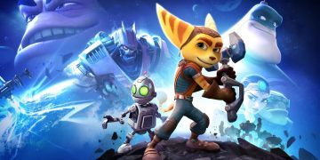 Ratchet & Clank (2016) will be updated to offer 60 fps on PS5.  Last days free with Play at Home!