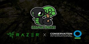 Razer Announces New Goal for Sneki Snek's Charity Initiative: Save One Million Trees