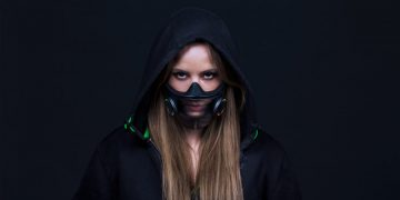 Razer Project Hazel mascarilla con RGB