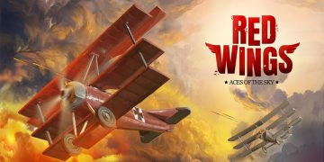 Red Wings Aces of the Sky announces its physical edition for Nintendo Switch and PS4 with poster and art book