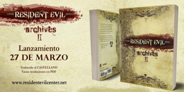 Resident Evil Archives II, the second bible project in the saga, will be available this week
