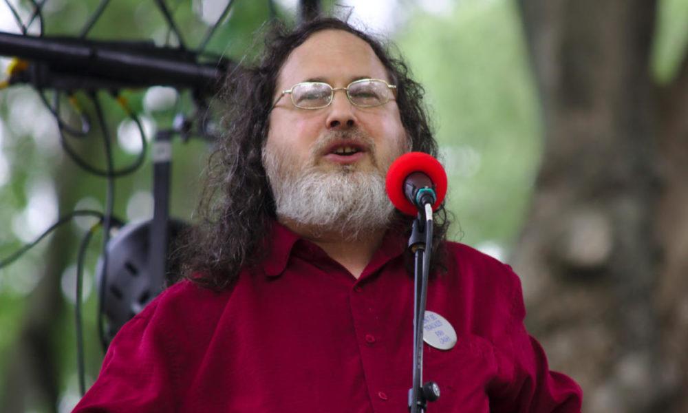 Richard Stallman regresa al consejo de la Free Software Foundation 28