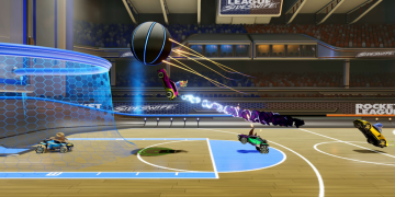 Rocket League Sideswipe, a mobile spin-off, announced for iOS and Android