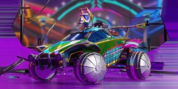 Rocket League and Fortnite host new Llama-Rama crossover event, including Kaskade concert