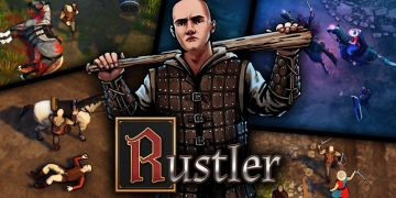 Rustler, the medieval GTA, announces its arrival on PS5, PS4, Xbox Series X | S and One and Nintendo Switch in 2021