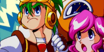 Ryuichi Nishizawa (Wonder Boy) and the ClockWork Aquario staff tell us about the return of this lost game