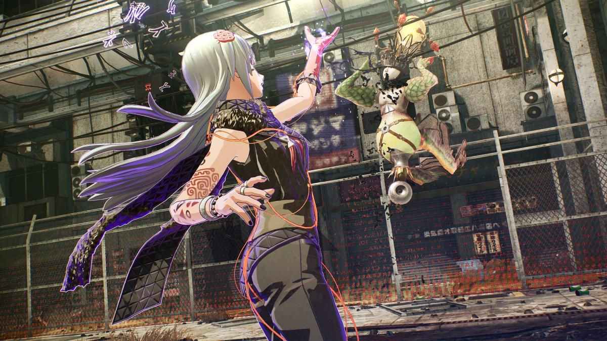 Scarlet Nexus delves into the city of New Himuka and boss battles in its new gameplay