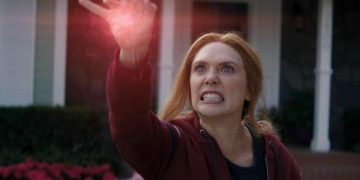 Scarlet Witch and Vision - What is the Darkhold seen in the last chapter