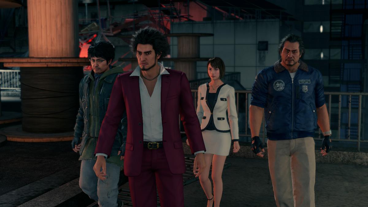 Sega removes Yakuza Like a Dragon from SteamDB over suspected piracy