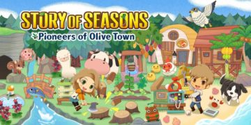 Story of Seasons: Pioneers of Olive Town sweeps its first week in Japan and tops the sales chart