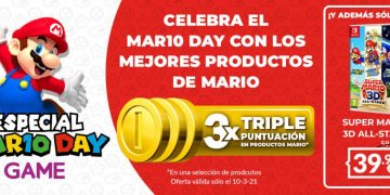 Super Mario 3D All-Stars at a reduced price, triple score and more offers in GAME for the MAR10 DAY
