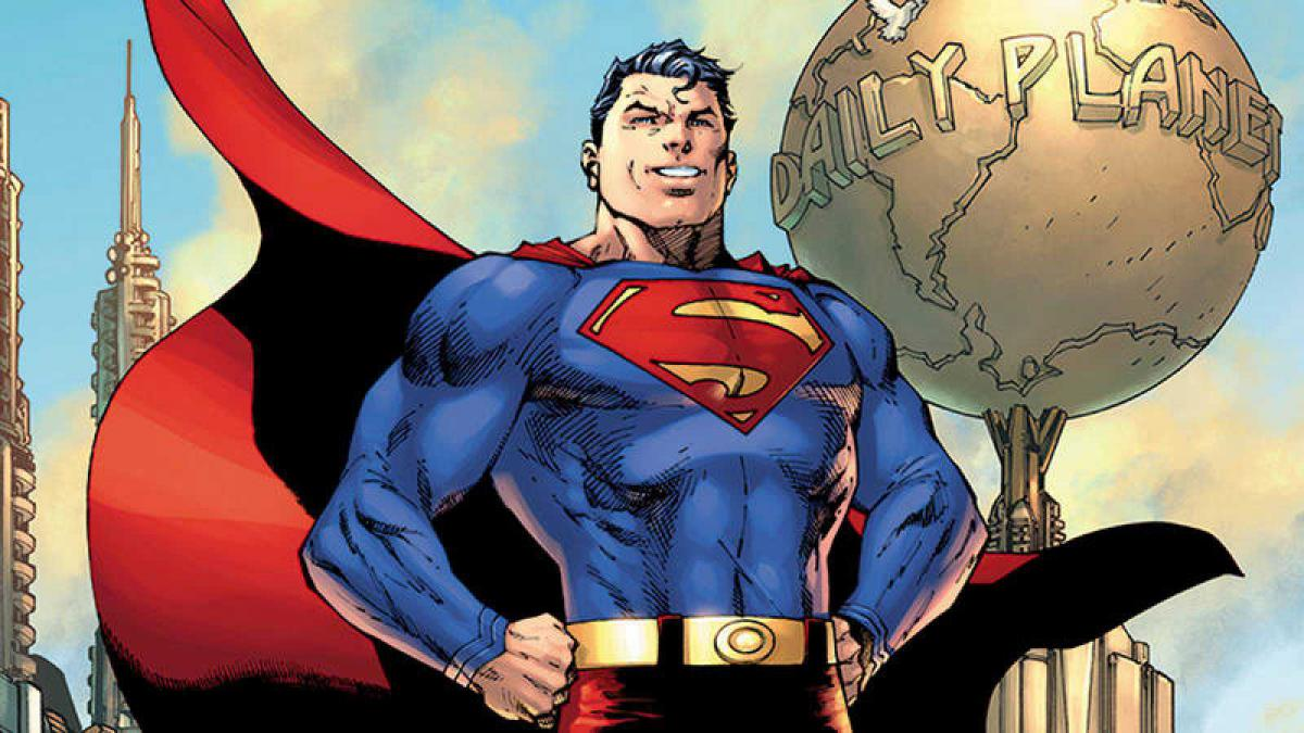 Superman changes his catchphrase to suit modern times