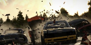 THQ Nordic Announces June Release of Wreckfest on PS5