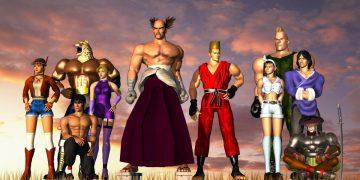 Tekken 2 celebrates 25 years since its premiere for PlayStation in Japan