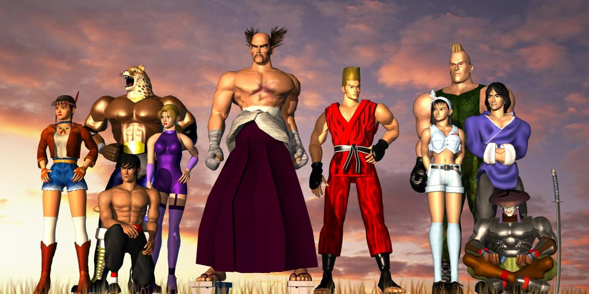 Tekken 2 celebrates 25 years since its premiere for PlayStation in Japan