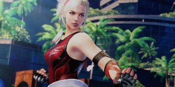 Tekken 7 receives a new DLC fighter, the karateka Lidia Sobieska