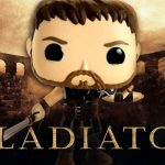 The Gladiator Funko Pop for only 11 euros at Amazon, perfect for moviegoers