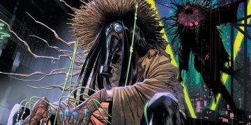 The Scarecrow may have acquired new powers in the Batman comics