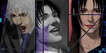 The Silver Case 2425 collects the first Suda51 game and its sequel, and will be released on Nintendo Switch