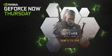 The Witcher saga, and 9 other games, will arrive on GeForce NOW this Thursday