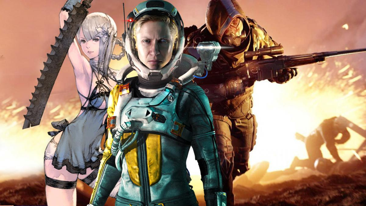 The best games coming in April 2021 for all platforms