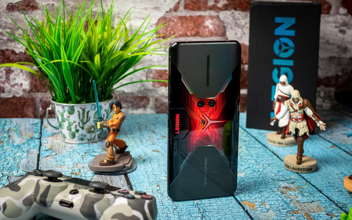 The best gaming mobile on the market is discounted for 300 euros: Snapdragon 865+ processor, 12GB of RAM and 5G for 599 euros