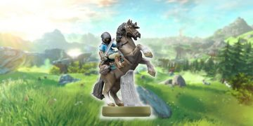 The best-selling Amiibo is on sale: get the Link rider Amiibo in Breath of the Wild for 12.99 euros