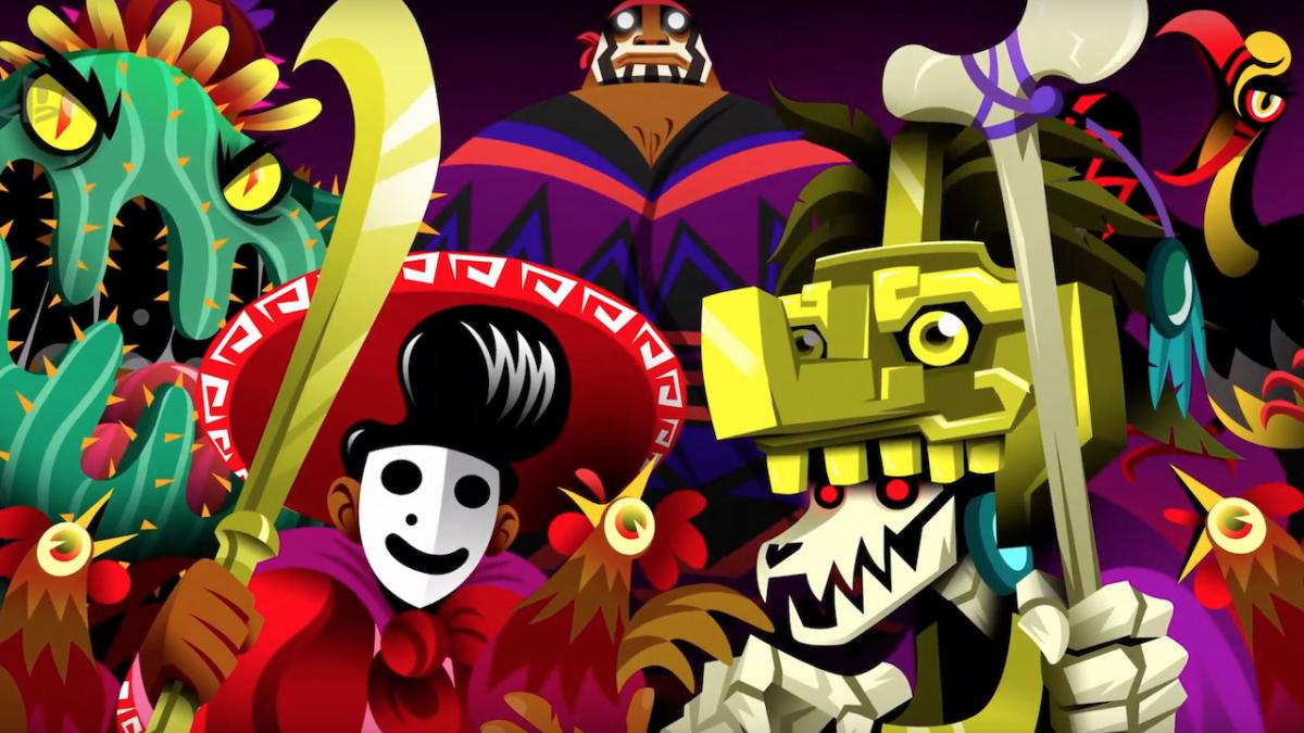 The creators of Guacamelee will announce their new game at the ID Xbox event this Friday