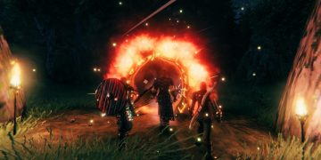 The creators of Valheim are not yet sure whether to implement mineral teleportation
