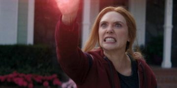 The final episode of Scarlet Witch and Vision is 47 minutes long, and has TWO post-credits scenes.